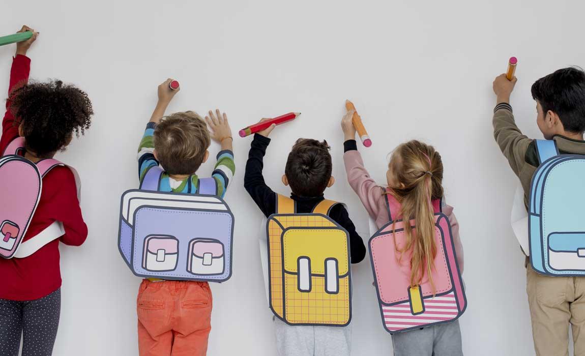 Inizio A.S. 2020-21 Scuola Infanzia
